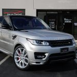 Range Rover Gets Prepped, Protected & Preserved